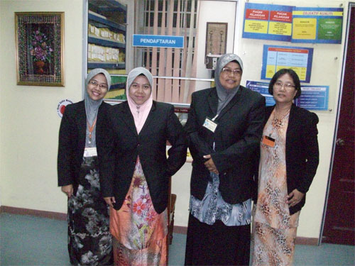 Perak - An Update In PT Management In Ortho. Cases