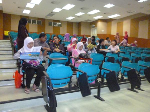 Mesyuarat Fisioterapi Johor 2011