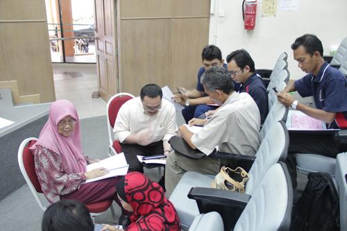 "Kursus ""Understanding Parkinson's Disease : A Multidisciplinary Team Perspective"""